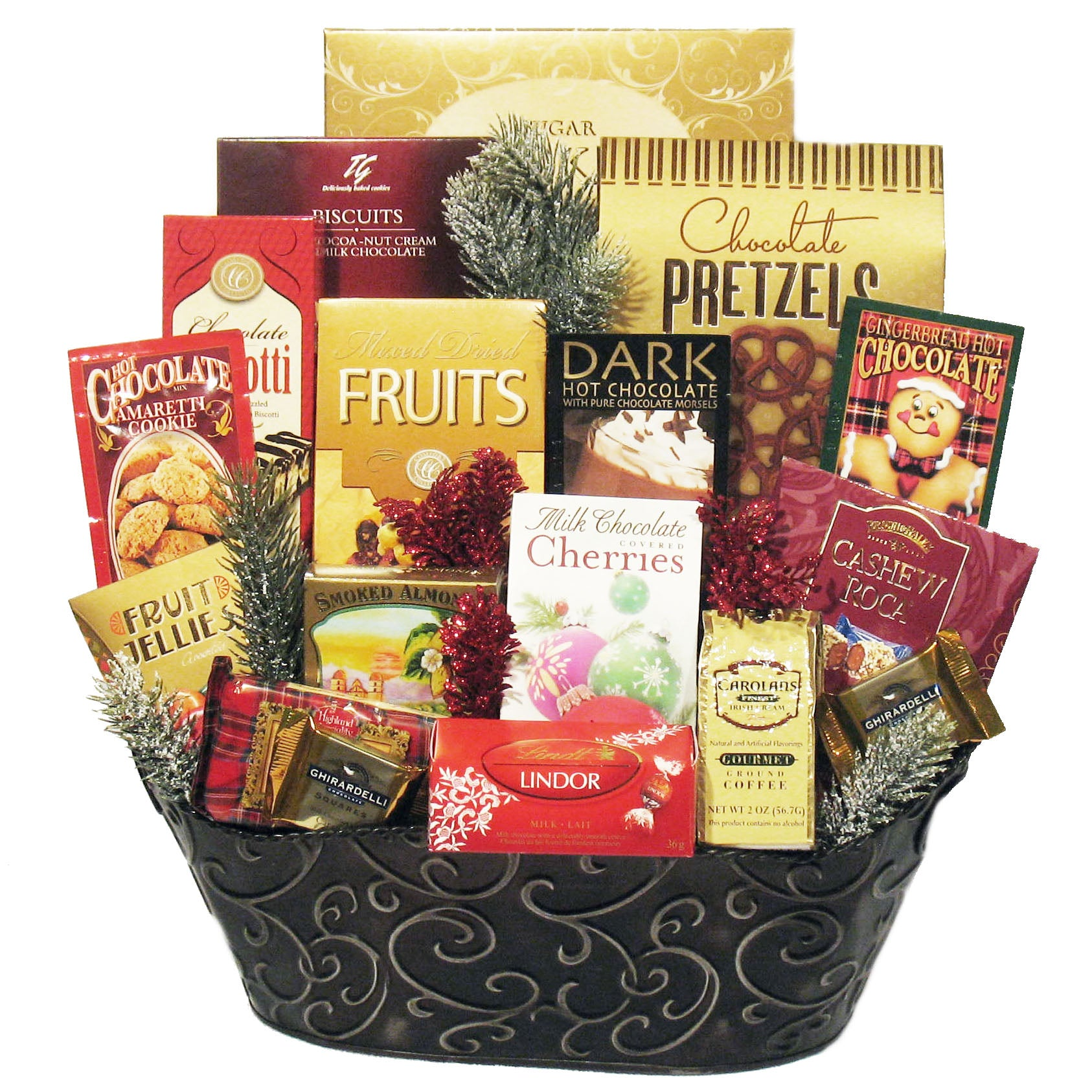 Great Appreciation - Business Gift Basket
