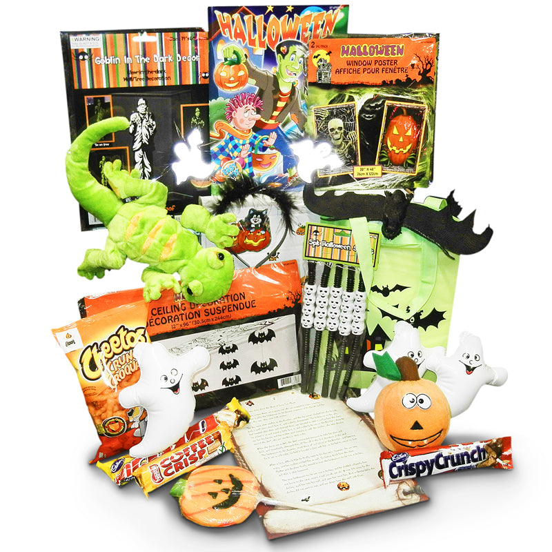 Trick-or-Treat Halloween Package