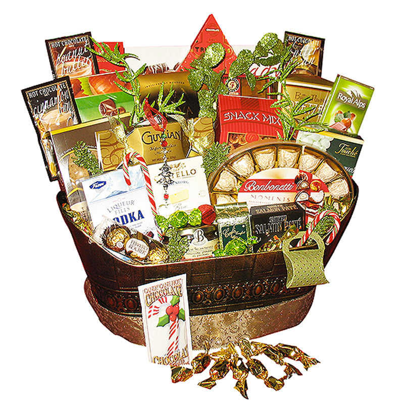 Grand Impression - Deluxe and Premium Gift Basket