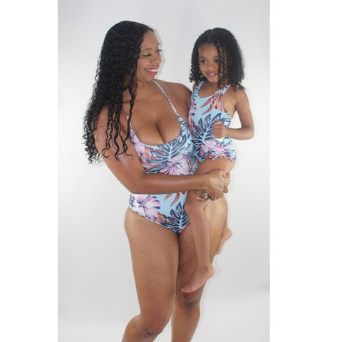Florida Love Family Matching Swimsuit
