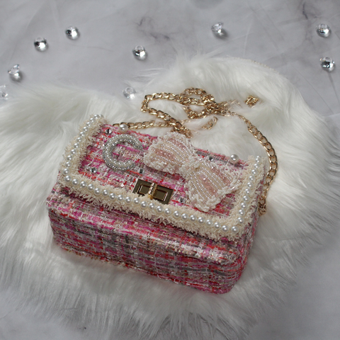 PINK IN THE CITY PURSE