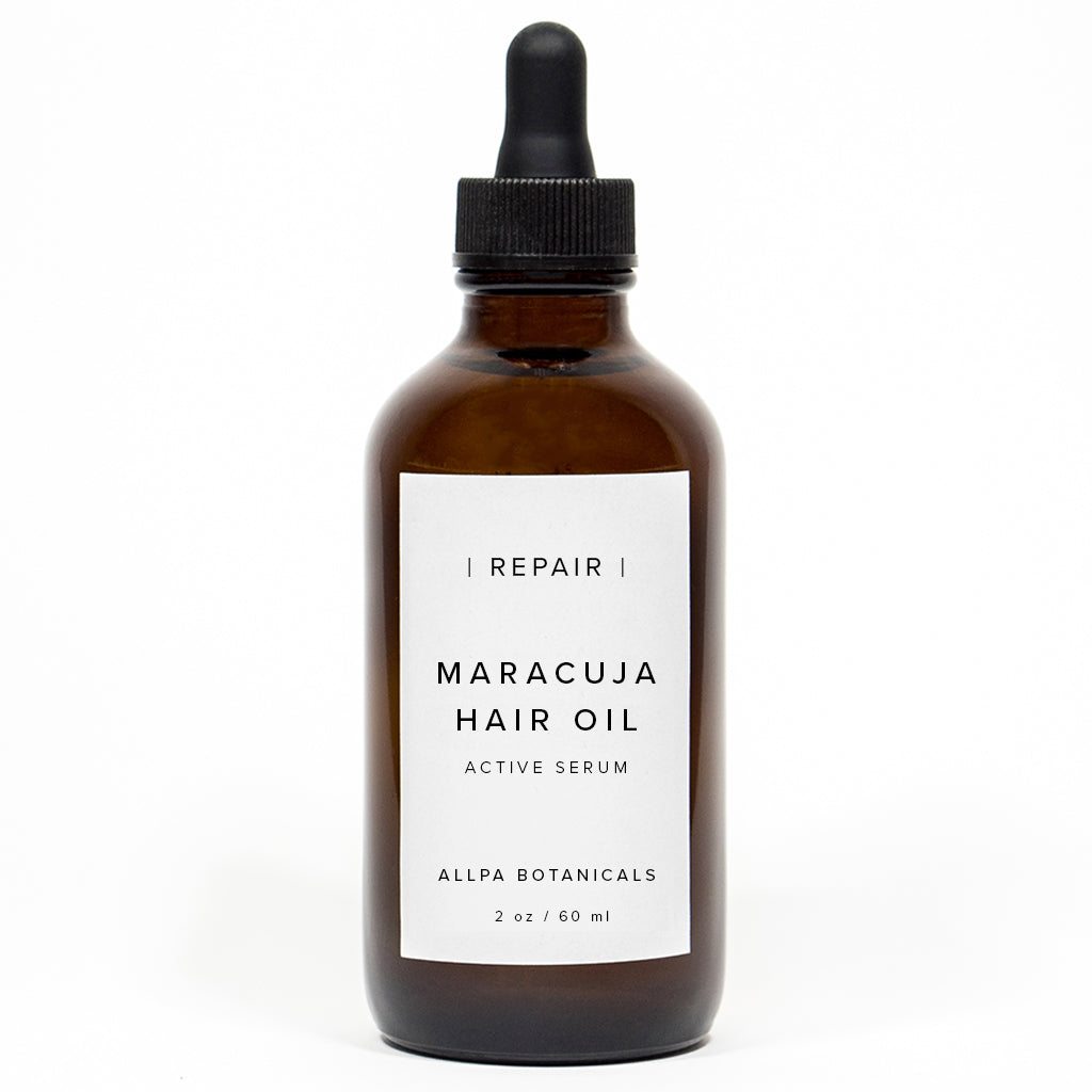 Maracuja Oil For Hair