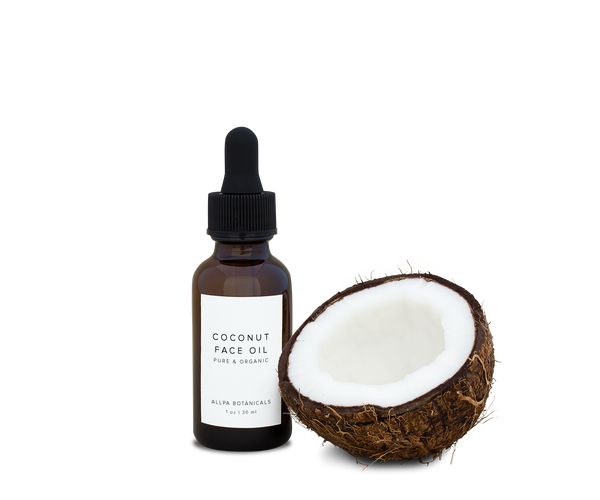 Coconut Face Oil