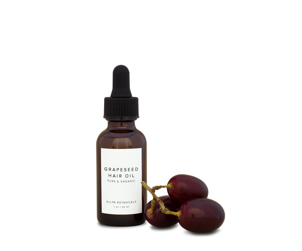 Grapeseed Hair Oil