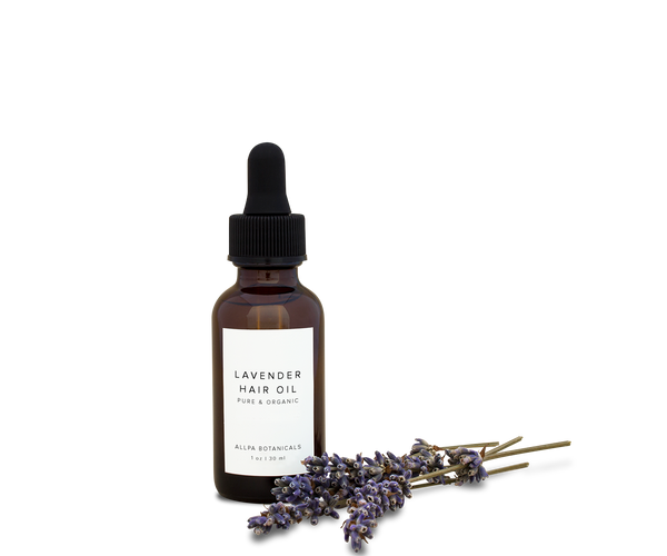Lavender Hair Oil
