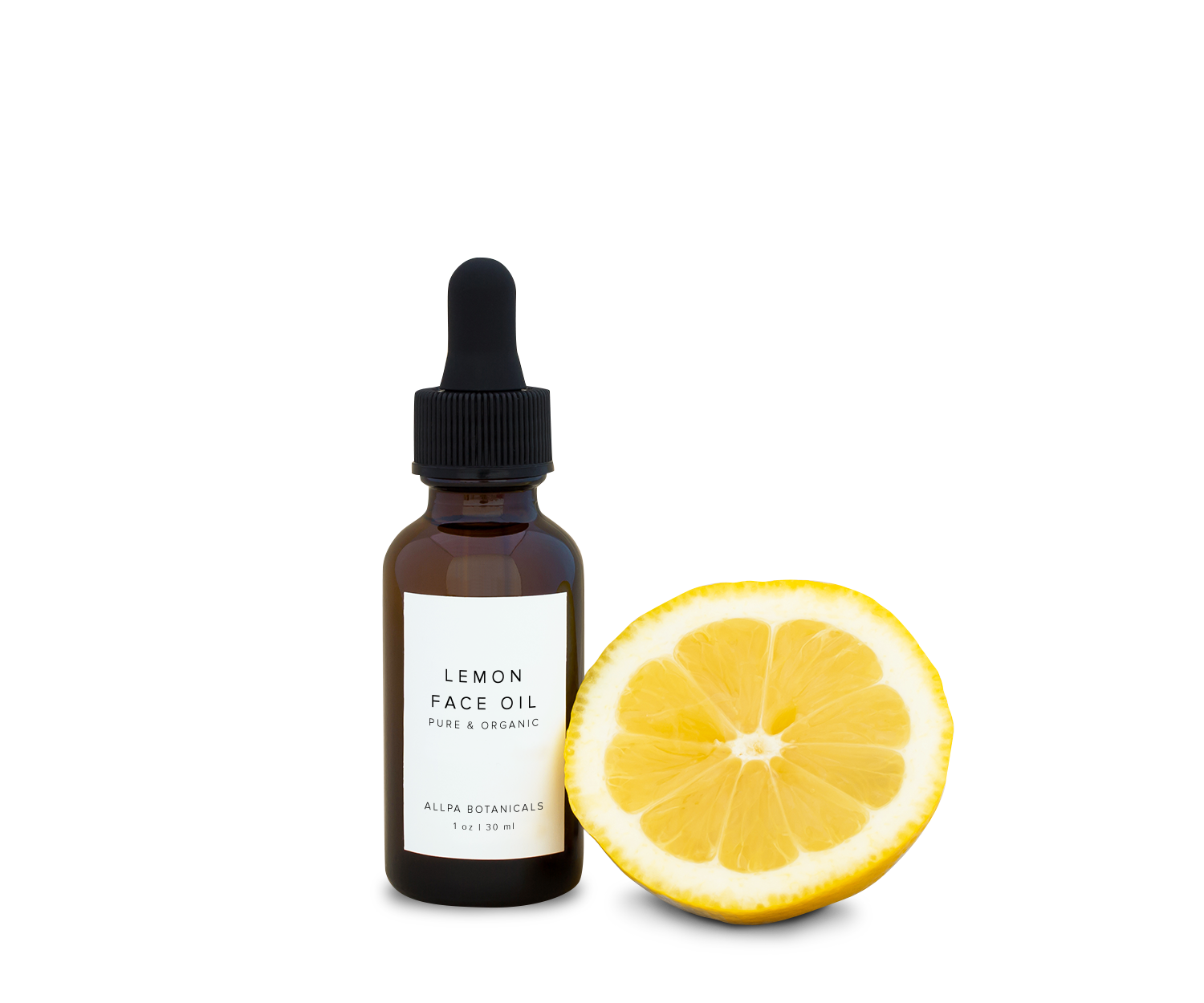 Lemon Face Oil