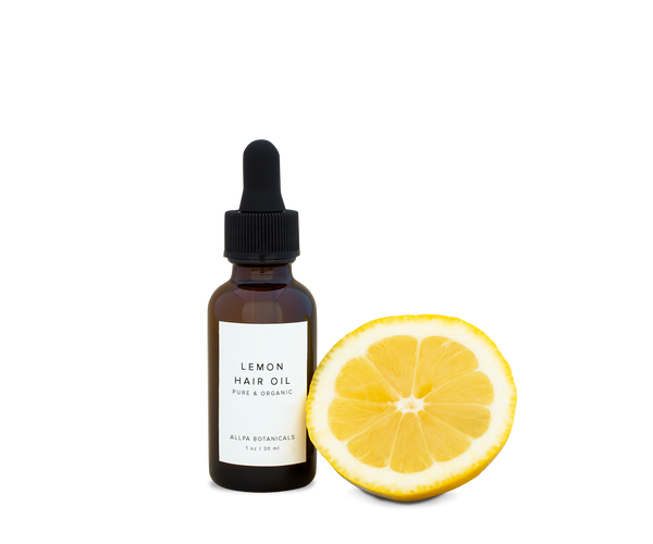 Lemon Hair Oil