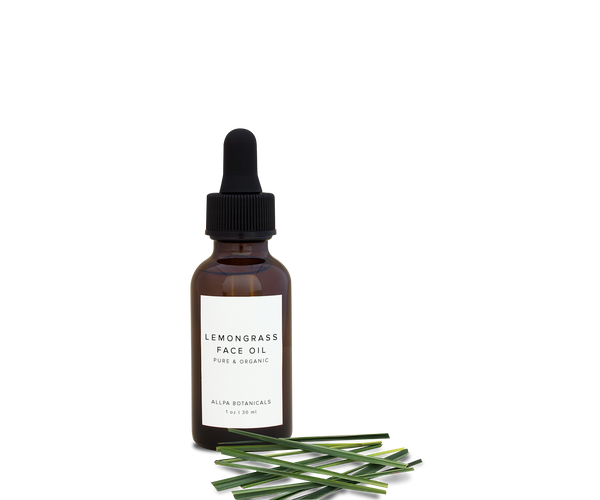 Lemongrass Face Oil