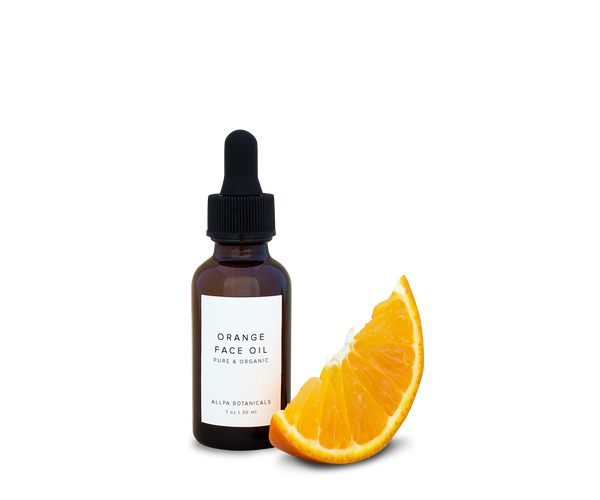 Orange Face Oil