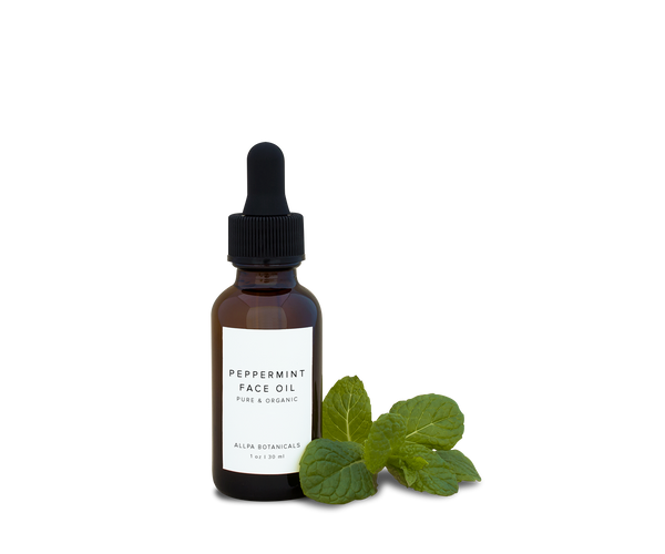 Peppermint Face Oil