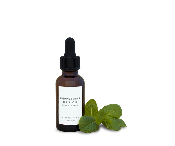 Peppermint Hair Oil