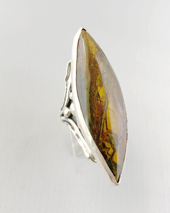Marra Mumba in Sterling Silver Ring