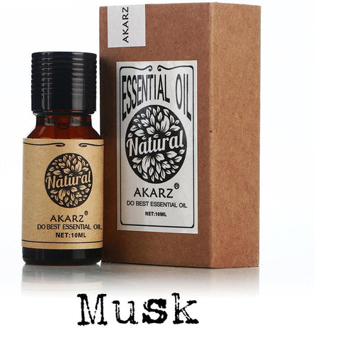 100% Pure Musk Oil -Aromatic, Insomnia, Stress