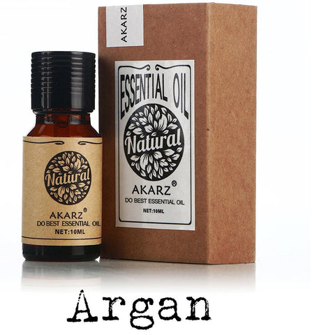 100% Pure Organic Argan Morocco Nut Essential Oil for Hair