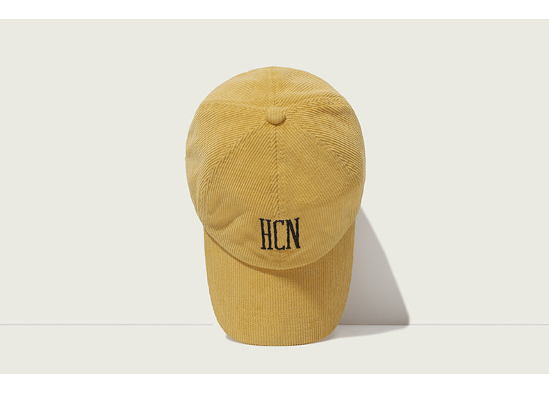 HCN Embroidered Adjustable Baseball Cap