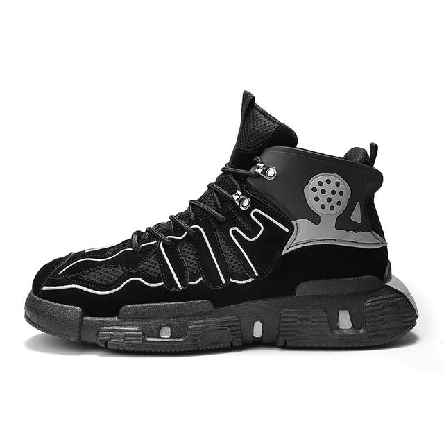 New Personality High Top Sneaker