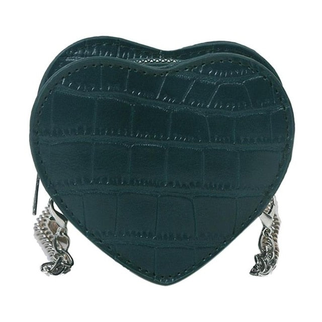 Love Mini Heart-Shaped Bag