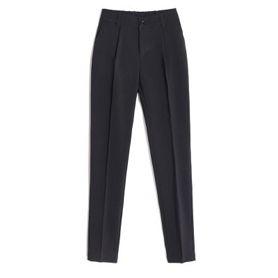 Loose Ankle-length Trousers