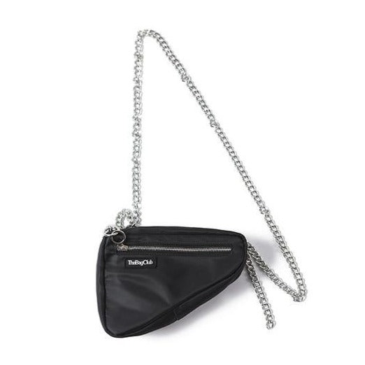 High Street Chain Mini Messenger Bag