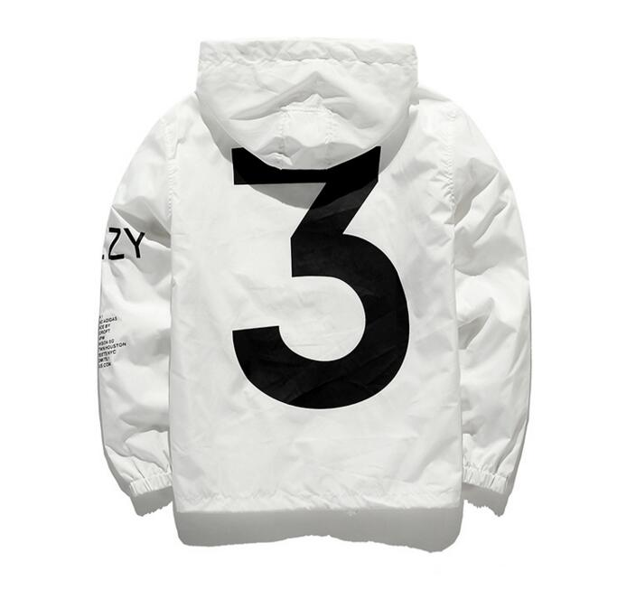 Y3 Hooded Jacket