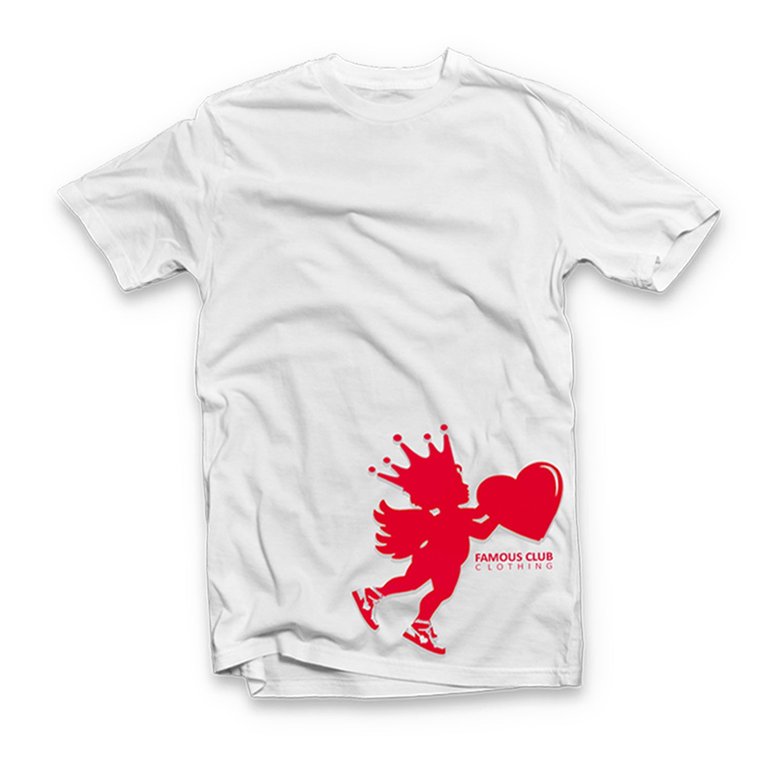 VALENTINE'S DAY CUPID T-SHIRT