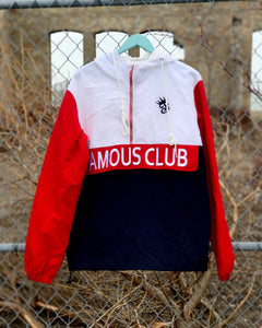 FC Windbreaker Jacket - Famous Club Clothing