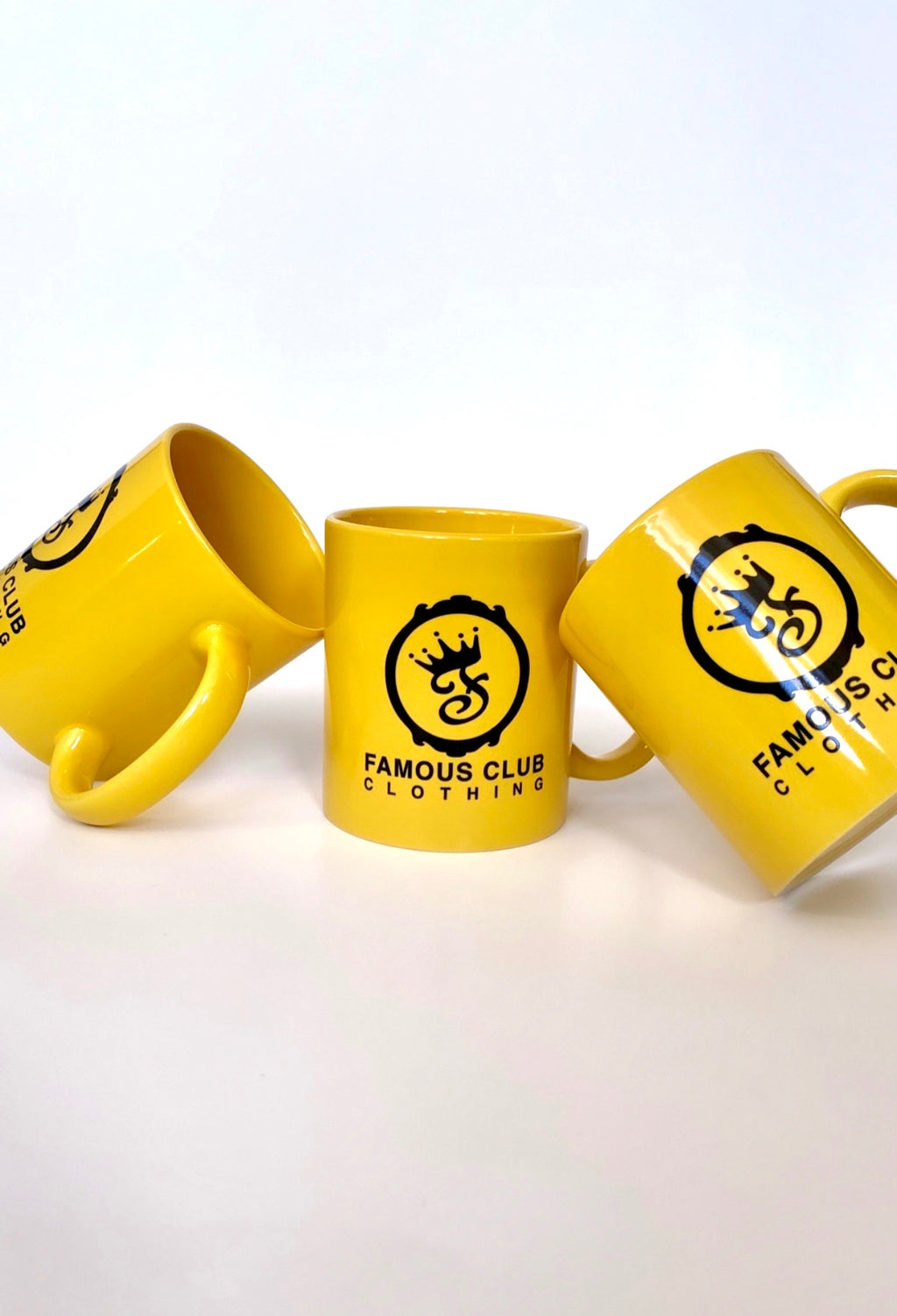 FAMOUS CLUB COFFEE MUG - Famous Club Clothing