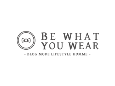 be what you wear logo