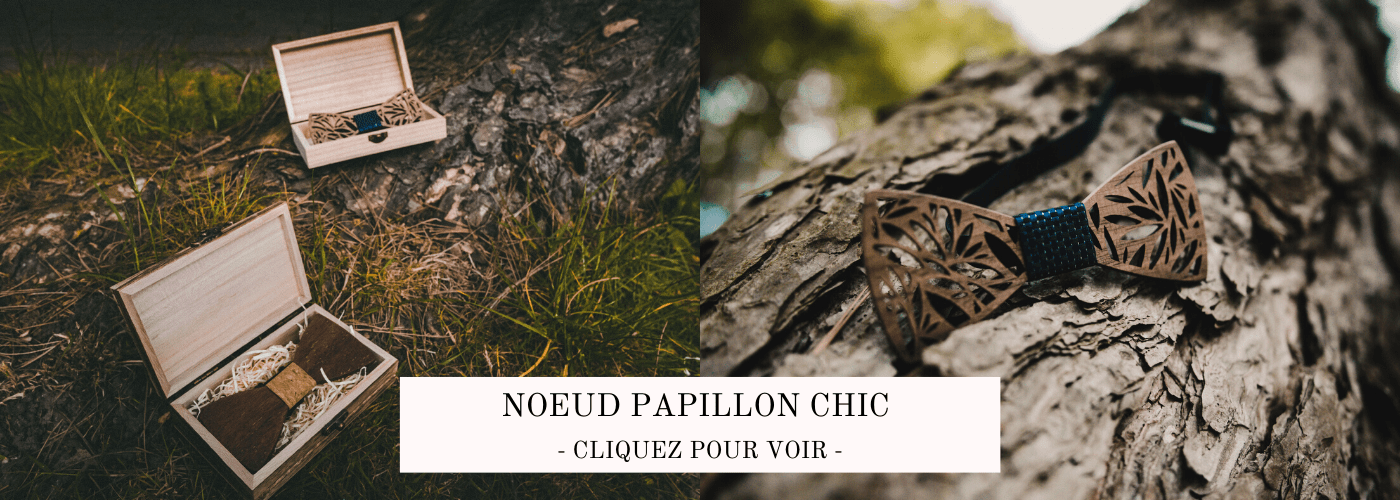 Noeud Papillon Mariage