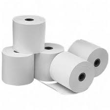 Thermal paper rolls (Pack of 10)