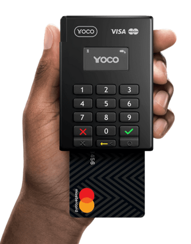 Yoco Wireless Lite Card Machine