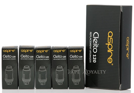 Cleito 120 Coil (5 Pack)