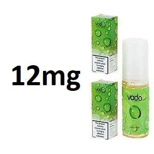 Vado 12mg E-liquid Range