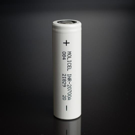 Molicel 20700A 3000mAh Battery