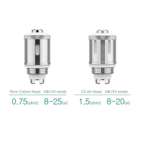 Eleaf GS Air Replacement Coils (For Tecc Tanks)