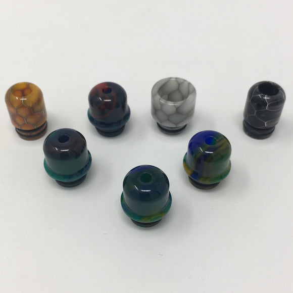 Assorted 510 Compatible Drip Tips