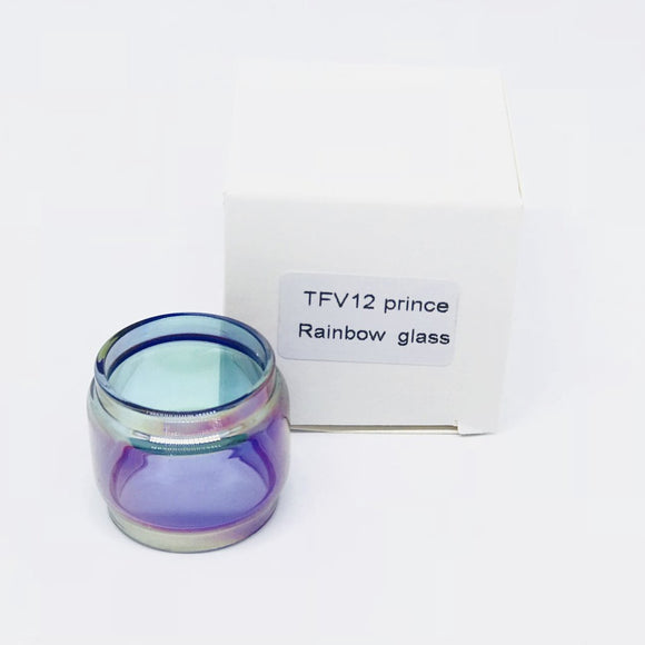 SMOK TFV12 Prince 8ml Rainbow Replacement Bulb Glass