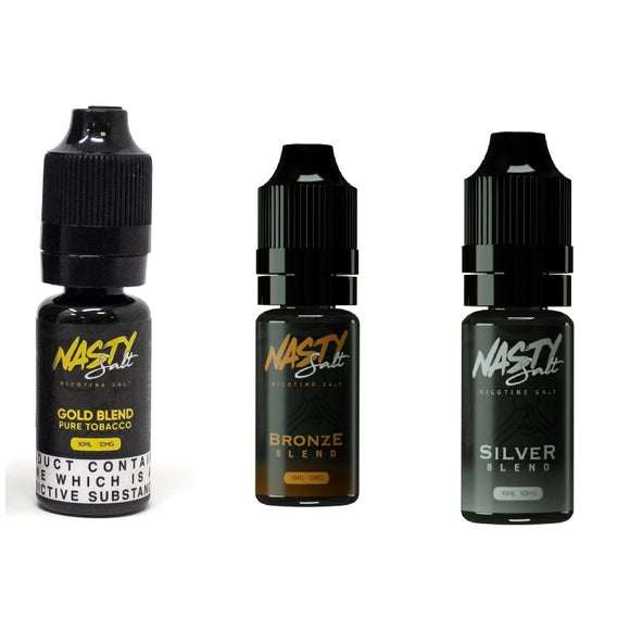 Nasty Juice Tobacco Salt E-liquid