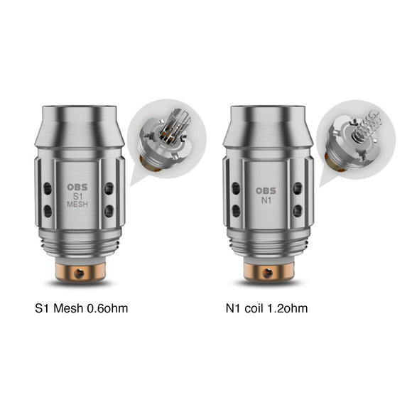 OBS Cube Mini Replacement Coils