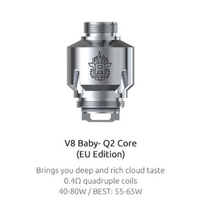 SMOK TFV8 Big Baby Beast EU Replacement Coils