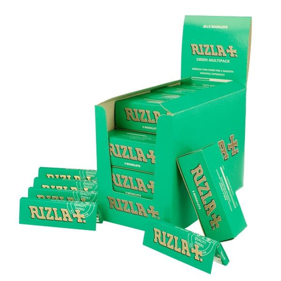 Rizla+ Green Rolling Papers