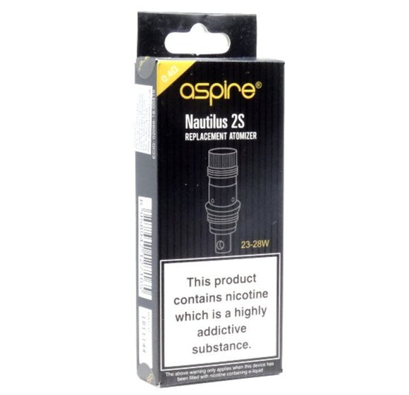 Aspire Nautilus 2S Replacement Coils