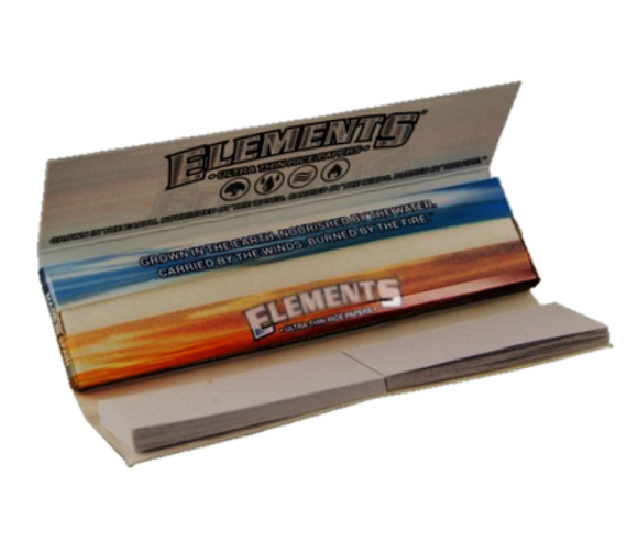 Element King Size + Tips Conoisseurs