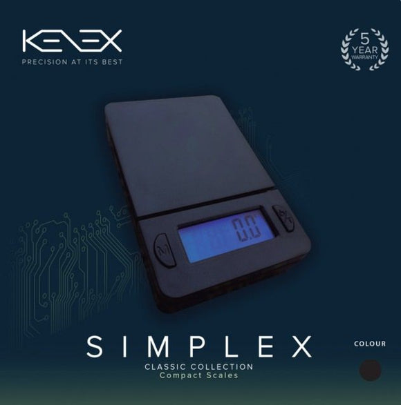 Simplex Digital Scales By Kenex