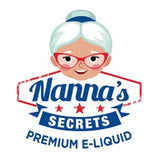 Nanna's Secret E-liquid 50ml - 100ml