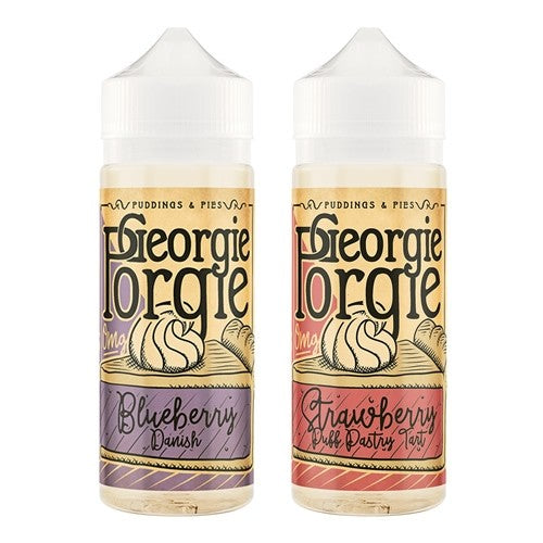 Georgie Porgie E-liquid 50ml / 100ml / 200ml