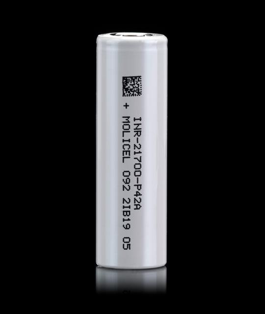 Molicel P42A 21700 Battery 4200mAh