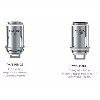 SMOK Pen 22 Replacement Coils