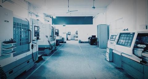 Select Used CNC Machine