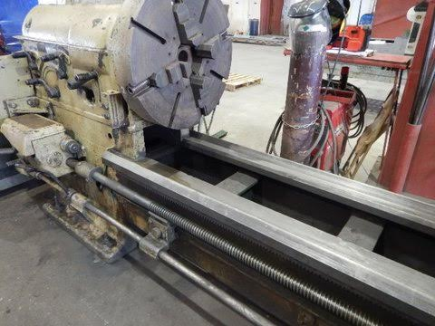 Betts Bridgeford Engine Lathe 42